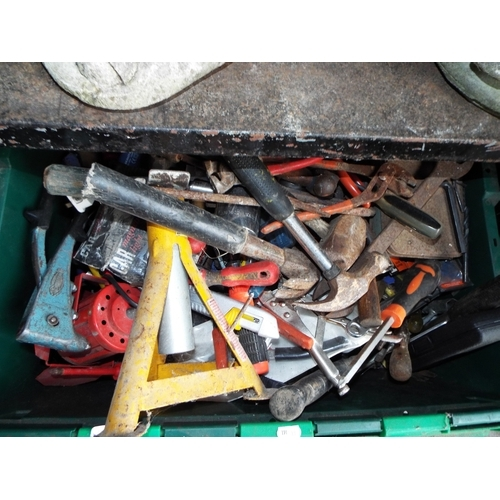 18 - Large Quantity of Mixed Tools...