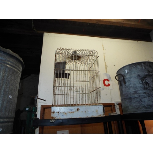 31 - Vintage Birdcage for Restoration...