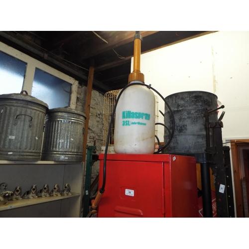 35A - 8 Litre Garden Pump Spray...
