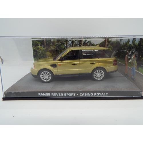 18 - Range Rover Sport Casino Royale (C24)