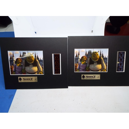 3 - x2 'Shrek 2' Original Film Cell Special Edition S2 (C21)