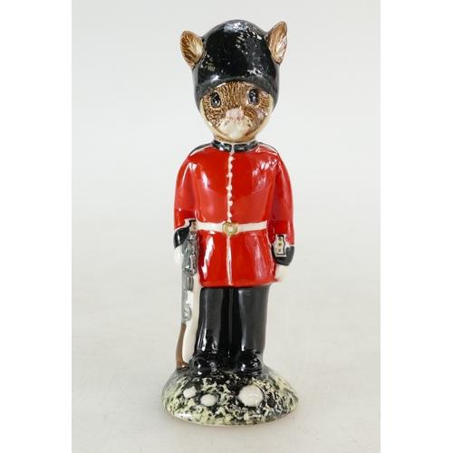 15 - Royal Doulton Bunnykins figure Guardsman DB127, limited edition...
