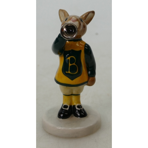 3 - Royal Doulton Bunnykins figure Harry the Herald DB115, a special edition of 300, boxed...