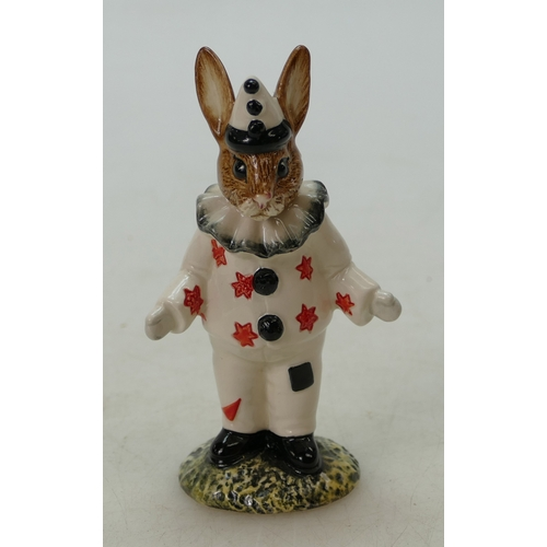 8 - Royal Doulton Bunnykins figure The Clown DB129, limited edition of 250, boxed...