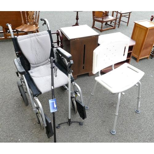 38 - Kama S-Ergo 100 series Wheelchair...