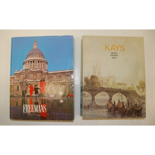 99 - A KAYS Spring/Summer 1972 Mail Order Catalogue together with a Freemans of London Catalogue 1971/2. ...