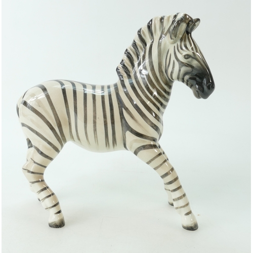 576 - Beswick model of a Zebra 845B...