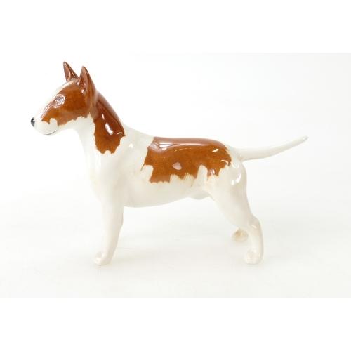 590 - Beswick small Bull Terrier 1753...