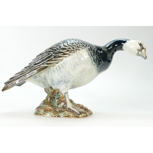 603 - Beswick Barnacle Goose 1052 (restoration to end of wing feather)...