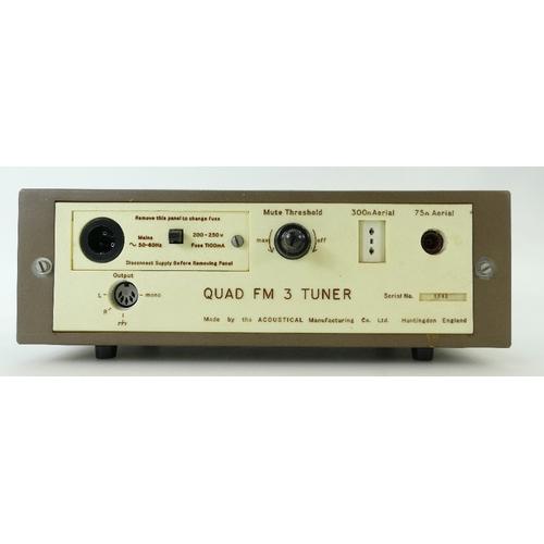 752 - Quad FM3 Tuner...