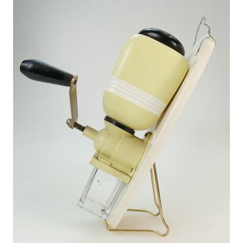 932 - Vintage 1950s wall mounted Coffee Grinder...