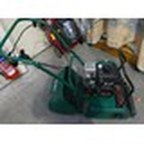 29B - Suffolk Punch 14SK petrol lawn mower...