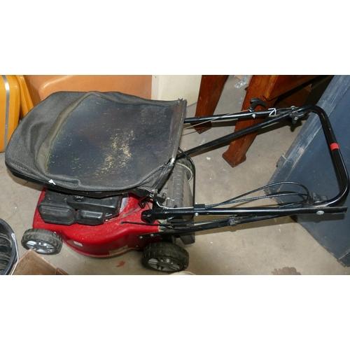 10C - Mountfield Sp454 self propelled petrol mower:...