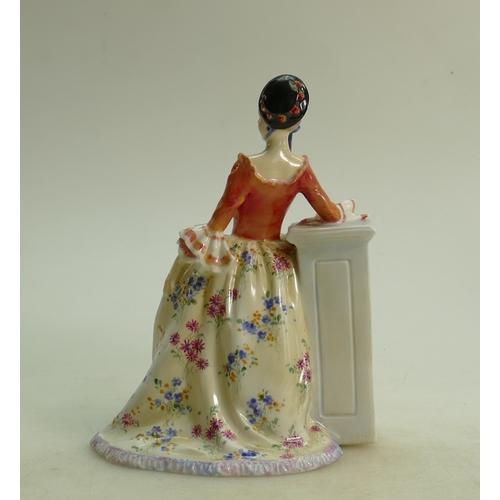 25 - Royal Doulton figure Eleanor HN1754: Early model dated 1936 by Harry Allen....