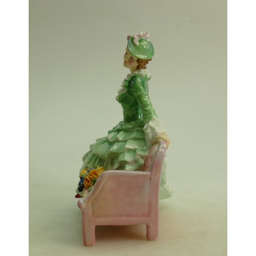 29 - Royal Doulton figure Sonia HN1738: Early model dated 1936....