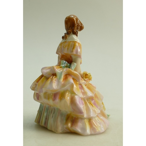 33 - Royal Doulton figure Gwendolen HN1503: Early model dated 1935....