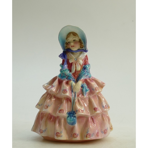 38 - Royal Doulton figure Hazel HN1797: Dated 1938....