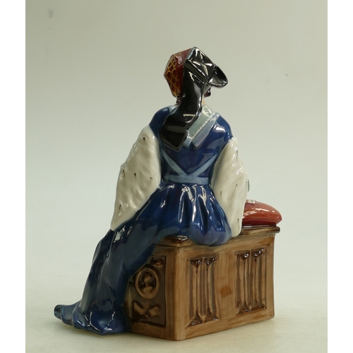 46 - Royal Doulton figure Catherine of Aragon HN3233: Limited edition....