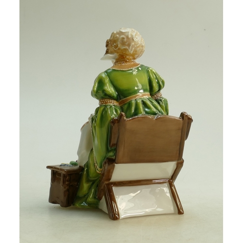 48 - Royal Doulton figure Catherine of Aragon HN3233: Limited edition....
