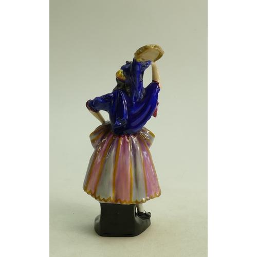49 - Royal Doulton figure Elsie Maynard HN639 dated 1927:...