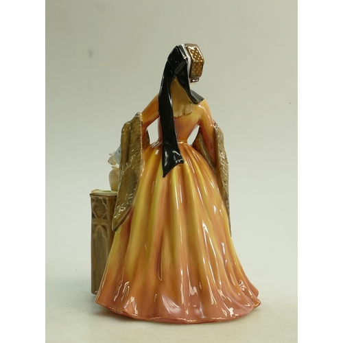 51 - Royal Doulton figure Anne Seymour HN3349: Limited edition....