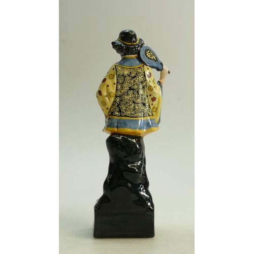 53 - Royal Doulton advertising figure Grossmith's Tsang Ihang: Royal Doulton advertising figure, height 3...