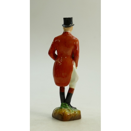 54 - Royal Doulton figure Prince of Wales HN1217: Dated 1933. (some minor surface scratches to back of ja...