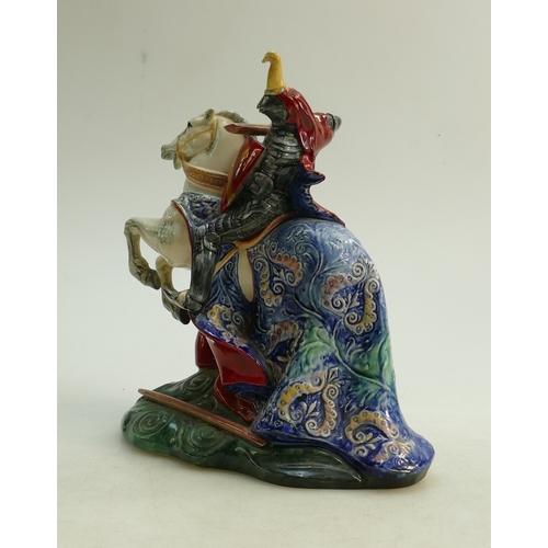 55 - Royal Doulton character figure The Broken Lance HN2041:...