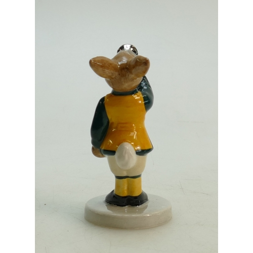 7 - Royal Doulton Bunnykins figure Harry the Herald DB115: Harry The Herald, limited edition of 300, box...