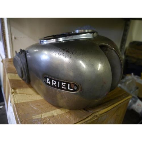 3 - Ariel fuel tank...