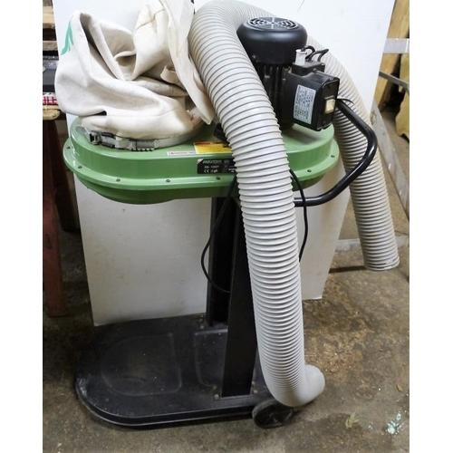 329 - Rexon dust extractor...