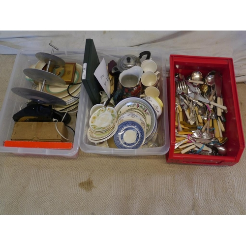 23 - 3 Boxes of miscellaneous...