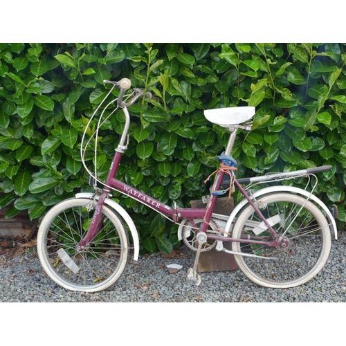 1 - Apollo Wayfarer ladies folding bike...