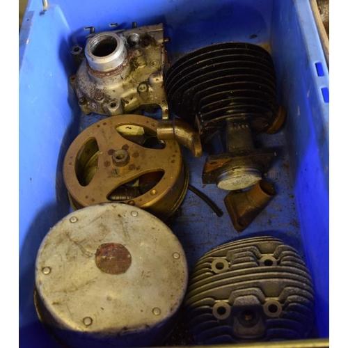 22 - Villiers 8E engine...