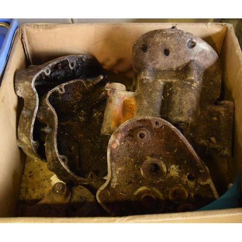 23 - Burman gearbox spares...