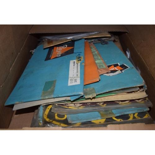 57 - Box of NOS gasket sets...