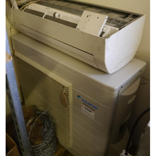 226 - Air conditioning units...