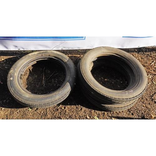 15 - 5 Tyres 450x21...