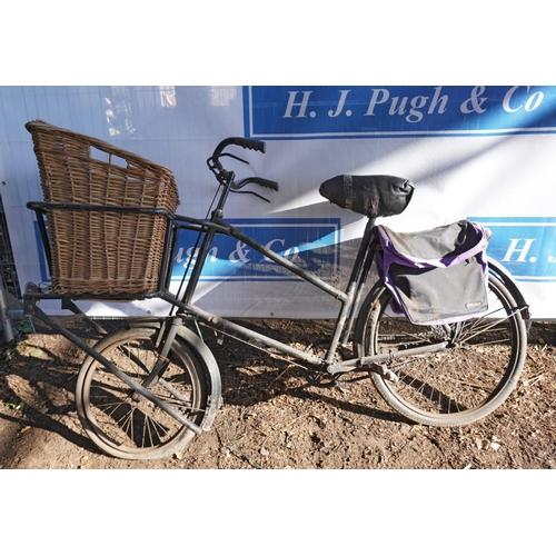 28 - Tradesman's bike...