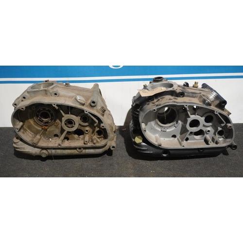 23 - 2 Ducati DM239M3 crank cases...