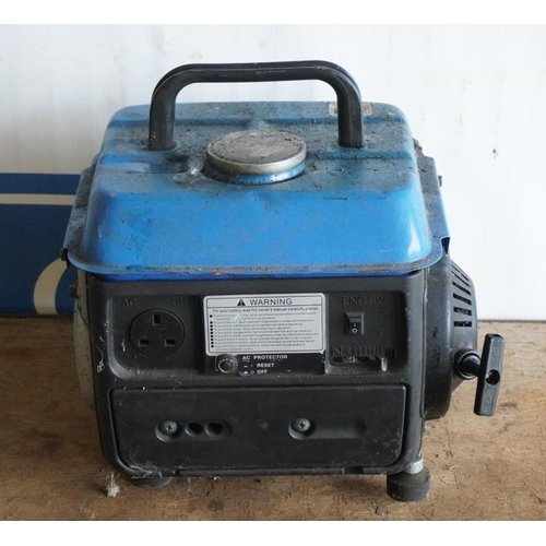 30 - 2 Stroke generator...