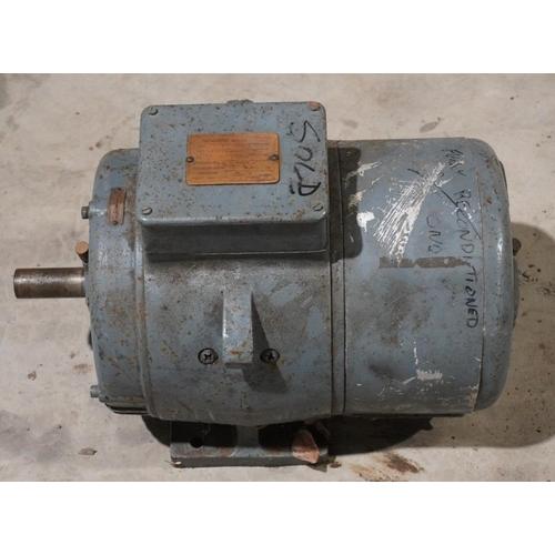 37 - Large 110V generator...