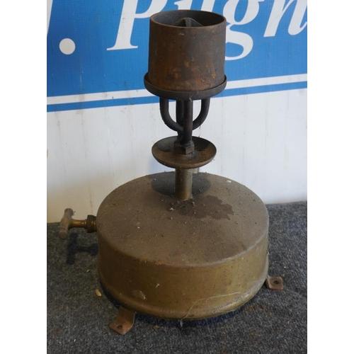 55 - Blackstone starting lamp...