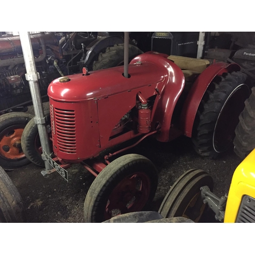 1555 - David Brown Cropmaster tractor. Fully restored....