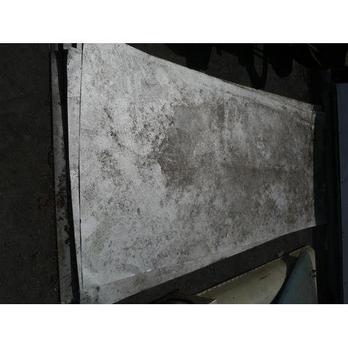 28 - Aluminium sheets 8x4
