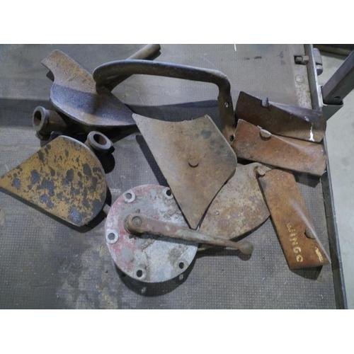 48 - Plough Spares...