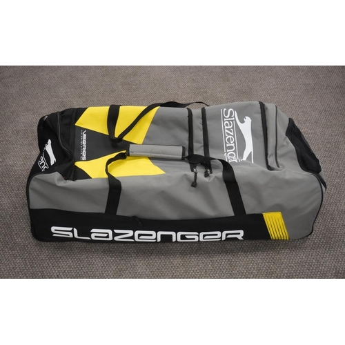 54 - Slazenger ultimate cricket bag...