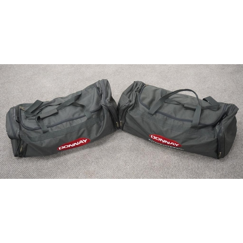 56 - 2 Donnay international sports bags...