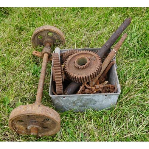 24 - NOS Fordson Dexta gearbox parts...