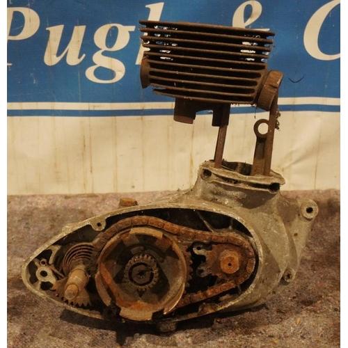 32 - BSA Bantam engine...